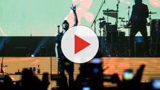 Música: Enrique Iglesias dio un emotivo mensaje en pleno concierto