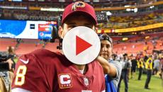 Kirk Cousins filming documentary about his free agent journey