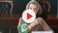 Cármen Lúcia 'rebaixa' Lula, fala em justiça cega e revela pressentimento