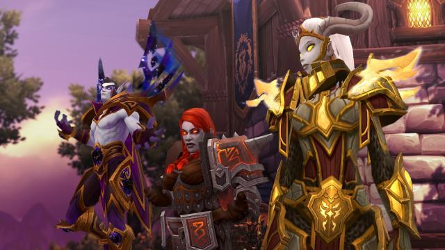 La próxima raza aliada de World of Warcraft podrían ser Humanos Kul Tiran