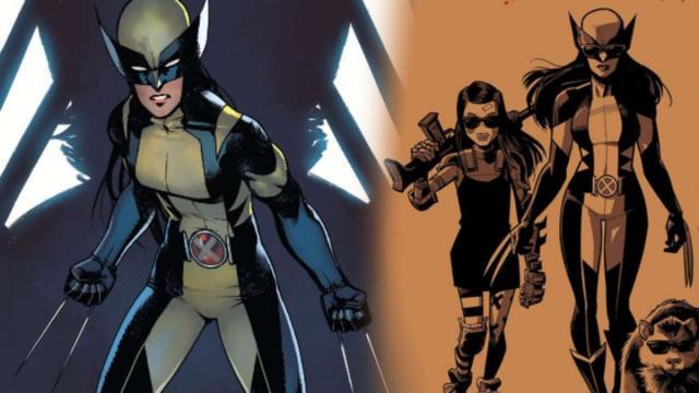 Con el anuncio de X-23 Tom Taylor habla sobre el final de Wolverine