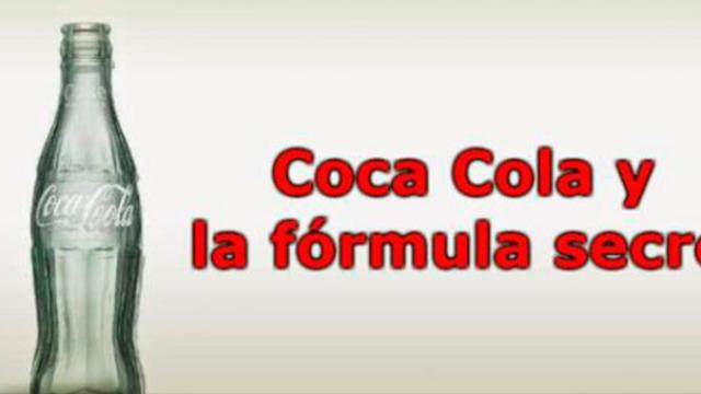 Se revela el ingrediente secreto de la Coca-Cola
