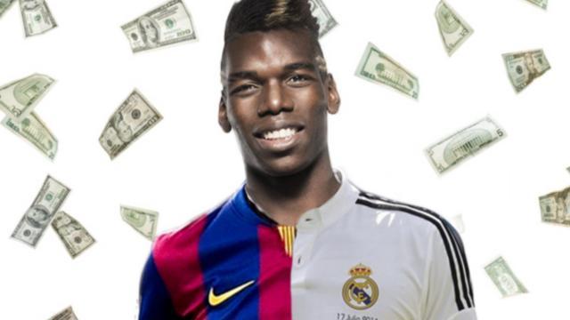 Mercato: Entre le Real Madrid et le Barça, Pogba a fait son choix!