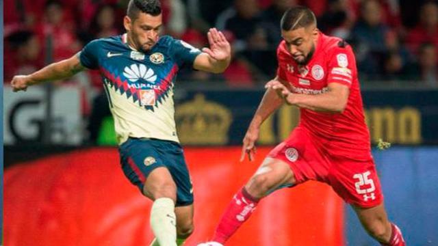 La alineación confirmada del América para el partido contra Toluca
