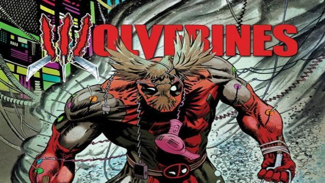 Cazando a los cuatro Wolverines corriendo a través de Marvel Comics