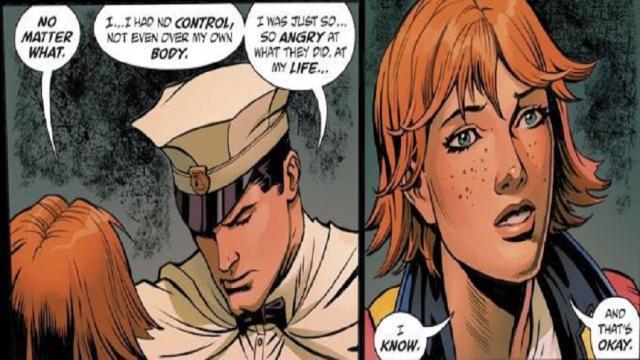 Mejor revisión de tomas: 'Mucha diversión en JLA / Doom Patrol Special # 1