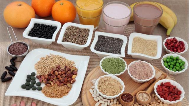 ¿Cómo obtener la suficientes proteínas?