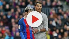 Cristiano Ronaldo arma bronca com Messi e surpreende, veja no vídeo