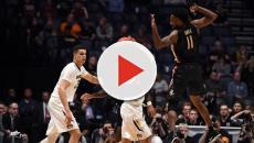 Retrievers make historic upset against Cavaliers