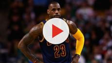 LeBron James quiere jugar junto a su hijo en la NBA