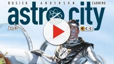 Nuevos avances : Astro City # 50