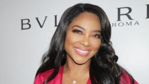 Kenya Moore shares baby news on 'RHOA' reunion