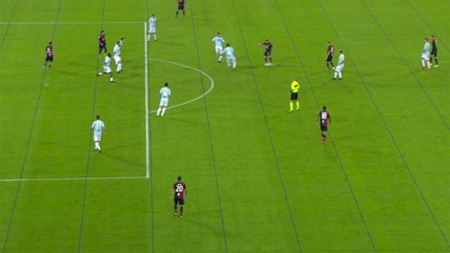 El Cagliari es burlado por un Lazio que apareció un poco 'demasiado' Immobile '