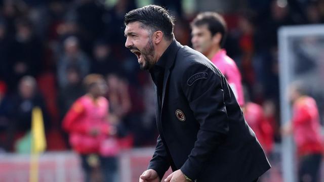 Milán, la compañía le da un súper refuerzo a Gattuso.