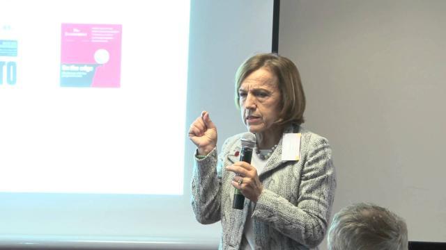 Fornero: 'El ingreso de la ciudadanía también es para ricos, necesita el mínimo'