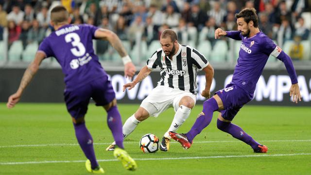 Turín - Fiorentina es siempre una combinación especial