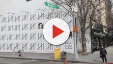 New York: nuovo murales di Bansky su Zehra Dogan