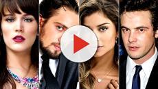 O Outro Lado do Paraíso: Festa do elenco revela quem está se pegando fora do ar