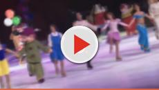 A 'Disney on Ice' love story - with cats