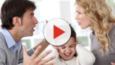 El divorcio puede afectar terriblemente a los hijos