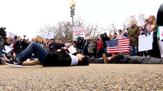 Students to launch gun control march for stricter measures