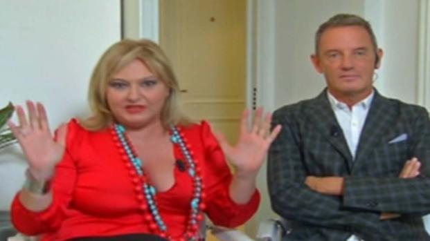 Domenica Live: Karina Cascella contro Monica Setta, lite furibonda in diretta