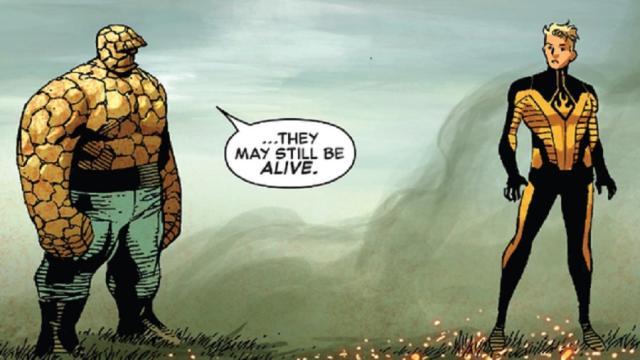 Los Cuatro Fantásticos son una gran parte de Marvel Comics