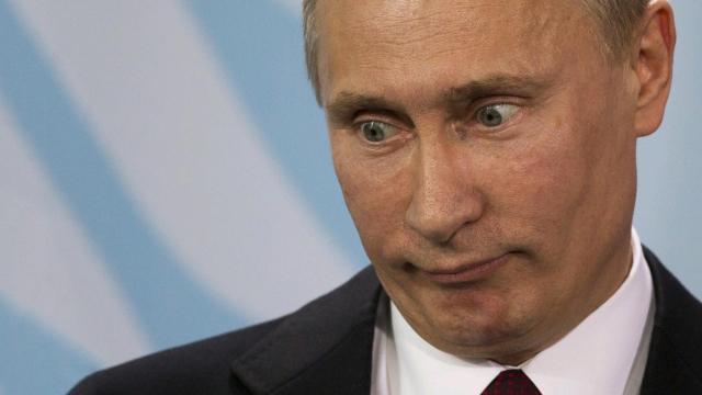 Putin está probando el nuevo cohete SATAN-2 que podría destruir el Reino Unido