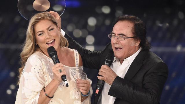 Loredana le dice a Albano Carrisi no te cases