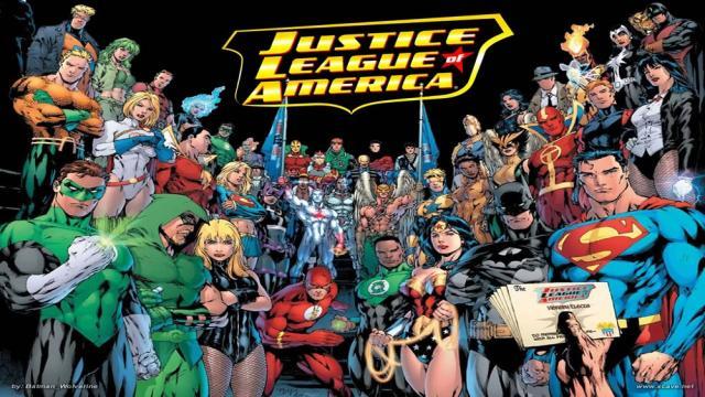 Tres mejores creadores de la Liga de la Justicia
