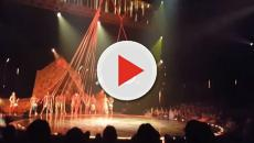 Morre acrobata do Cirque du Soleil, veja vídeo que mostra tudo
