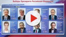 Vídeo: Putin arrasa en las elecciones rusas con más del 76% de los votos