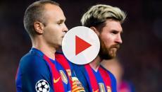 Vídeo: Messi da el nombre del recambio de Iniesta en el Barça