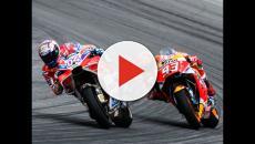 MotoGp Qatar 2018: Dovizioso straccia Marquez, Valentino Rossi chiude il podio