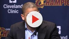 Cavaliers announce that head coach Tyronn Lue will temporarily step away