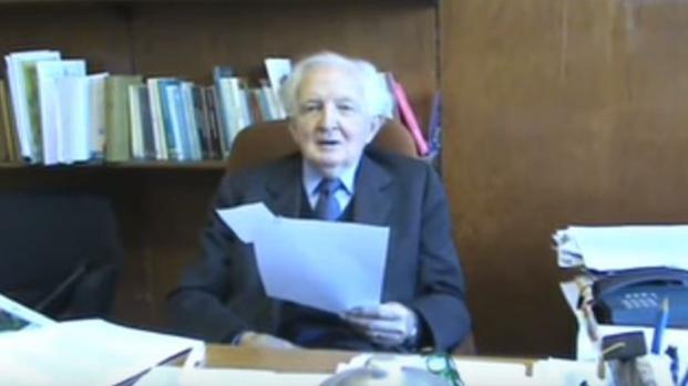 Marcello Cesa-Bianchi, lo psicologo italiano più famoso del XX secolo, è morto