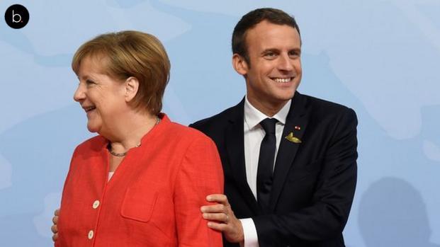 Comment Macron et Merkel s'entendent pour relancer l'Europe