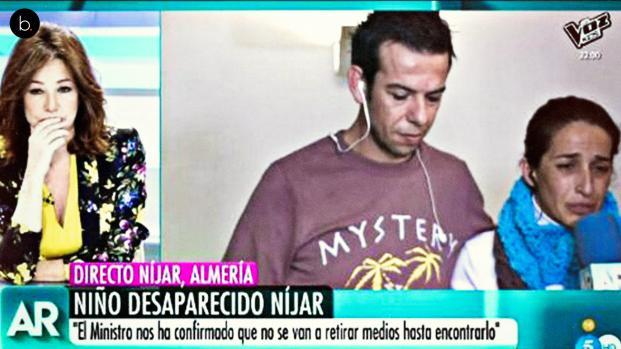 La madre de Gabriel acusa a Ana Rosa Quintana y a Susana Griso de morbosas