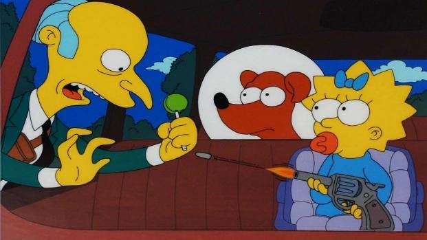 Los Simpson: Alguien más debía disparar al Sr. Burns