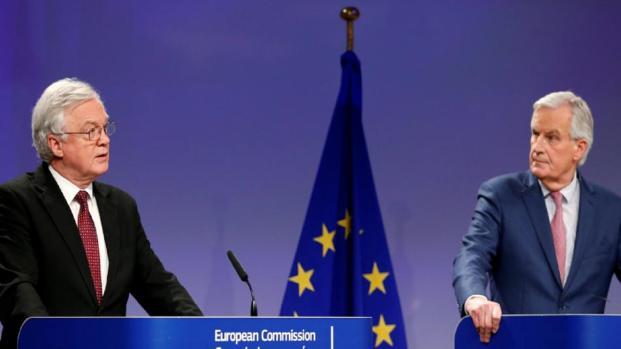 Vídeo: La UE y Reino Unido alcanzan un acuerdo para la transición post-Brexit