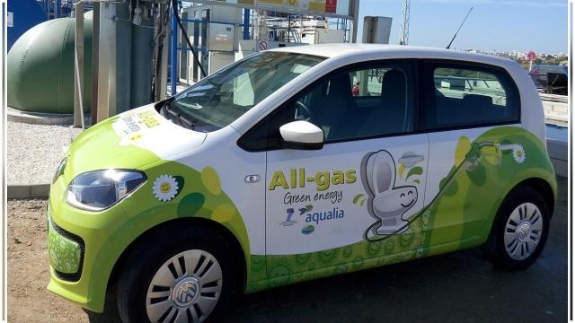Biogás en abrazadera entre biodiesel y vehículos eléctricos