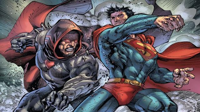 Revisando Superman en: Earth One