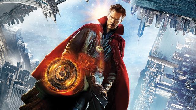 Cómo el doctor Strange y Iron Man interactuarán en la guerra infinita