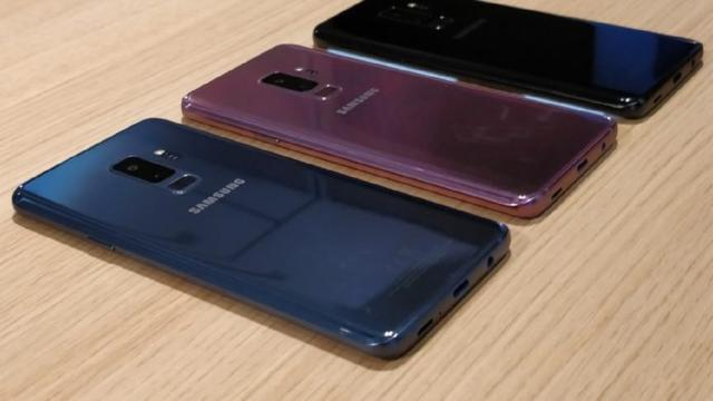 Samsung Galaxy S9 Plus VS Huawei Mate 10 Lite - VIDEO