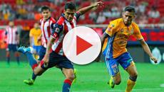Chivas y Tigres empatan a cero en un partido lleno de emociones