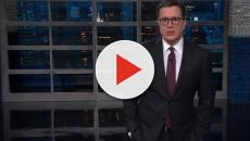 Donald Trump and Putin get mocked by Stephen Colbert on Twitter