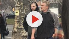 Creed 2, prima immagine dal set: Ivan Drago insieme al figlio