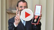 Ringo Starr gets knighted at Buckingham Palace