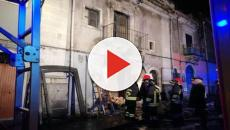 Catania, esplosione per un fuga di gas: 3 morti, 2 sono vigili del fuoco