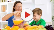 Pediatras recomiendan no darle Jugo de frutas a niños menores de 1 año